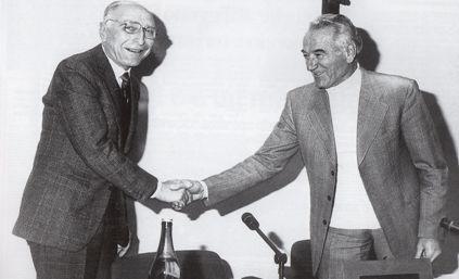 Presidente Renzo Paolicchi